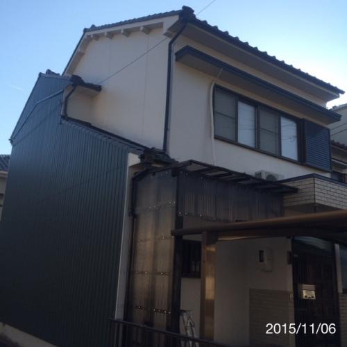 リフォーム 名古屋 外壁のリフォーム
