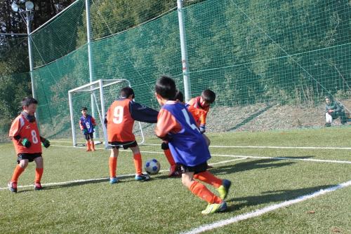 11月U-8サッカー大会参加チーム募集中!!