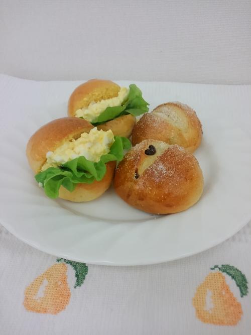 ヨークカルチャーセンターのパン教室が始まりました❗