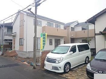 見沼区南中丸 大和田駅徒歩18分 新築戸建が値下げです!