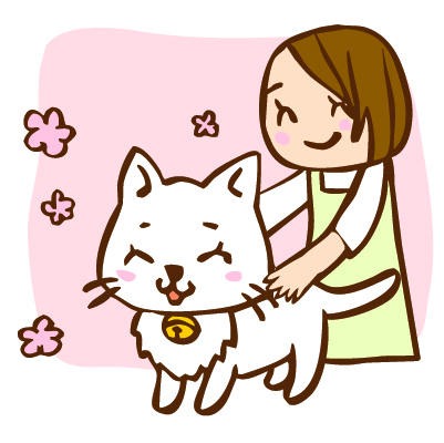 犬猫のツボについて