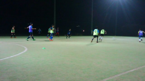 茨城町 サッカー 無料体験実施中