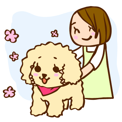 犬、猫のツボの効果について