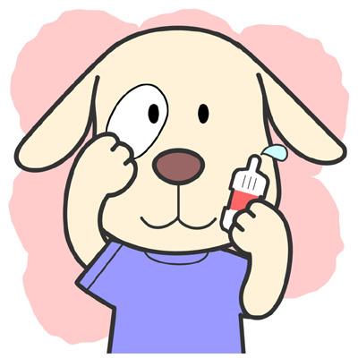 犬、猫の目や耳、のど、泌尿器に異常が出るとき