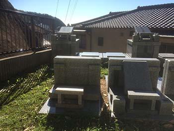 逗子市 海前寺墓地