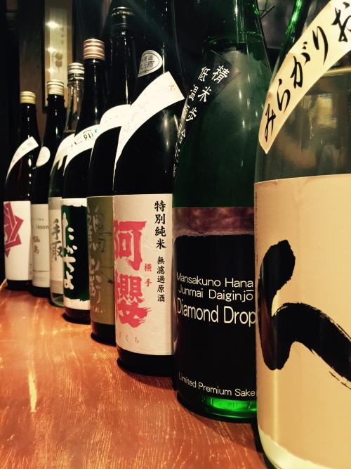 今週入荷の日本酒!(豊盃・鶴齢・たかちよ・手取川・鍋島)