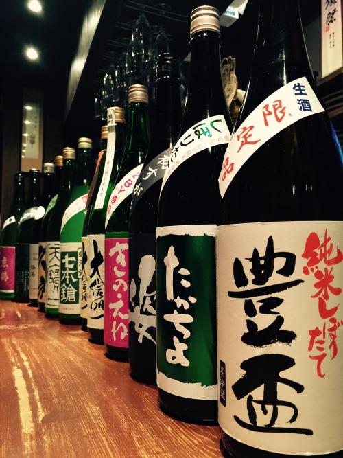 今週入荷の日本酒!(豊盃・たかちよ・大信州・久礼・鍋島)
