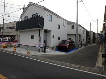 さいたま市西区三橋 大宮駅 新築戸建3棟 値下げ!