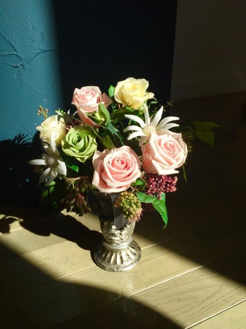 天国まで届けたい花