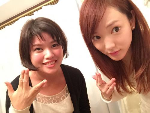 週1ご来店、下田美咲さん!&冷え取り方法。