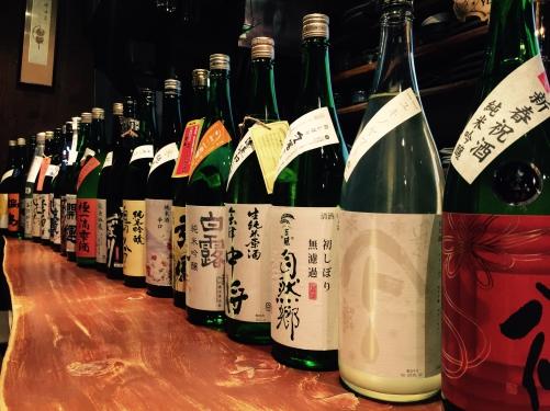 今週入荷の日本酒!(陸奥八仙・鶴齢・写楽・風の森・鍋島)