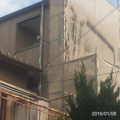 名古屋リフォーム 外壁