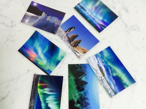南極、宇宙、オーロラ、新宿☆彡