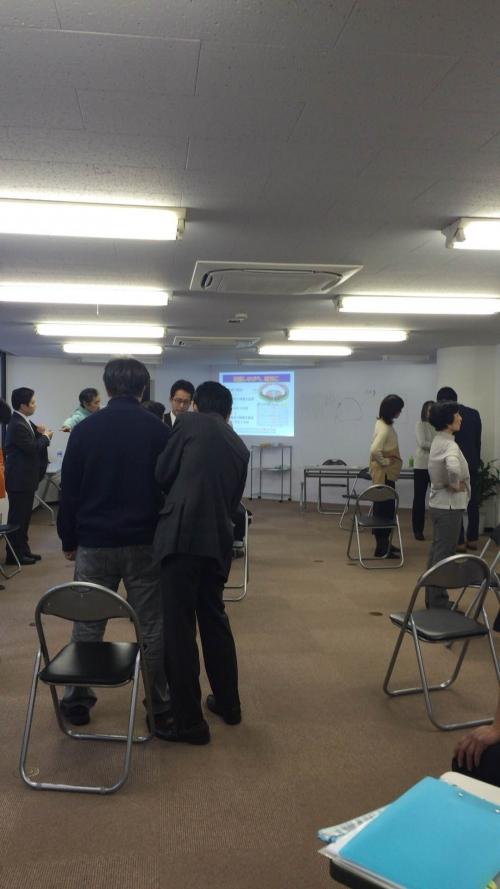 3日間集中合宿 東京・日本橋で開催中。