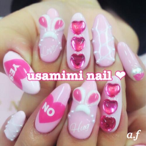 my nail 藤井