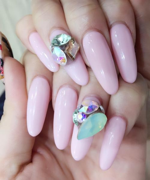 ピンク♡ワンカラー