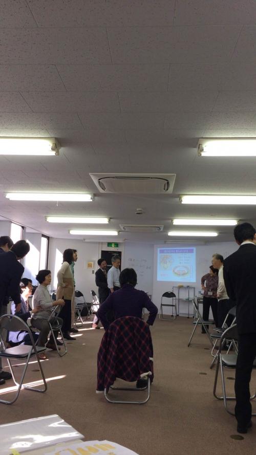 3日間集中合宿 東京・日本橋 3日目