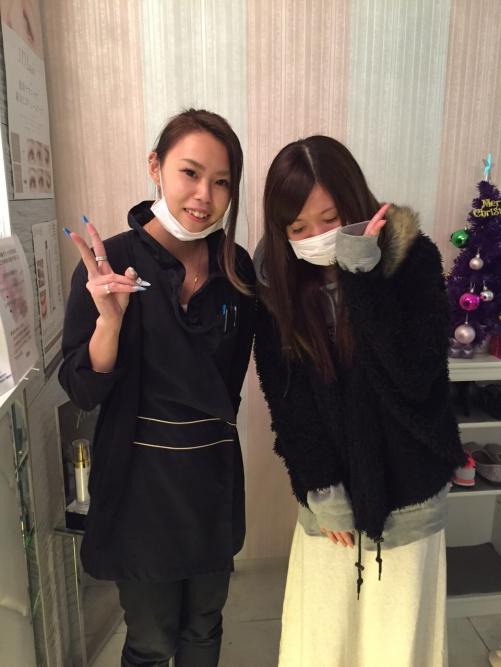 先日ご来店のお客様(*^^*)〜東京町田ボリュームラッシュ