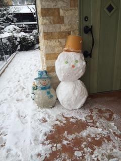 大雪ー!!!