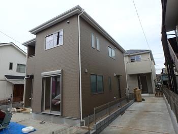 大和田駅 徒歩10分 新築戸建 駐車場2台 値下げ!