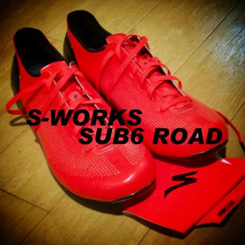 入荷情報≪S-WORKS SUB6 ROAD≫