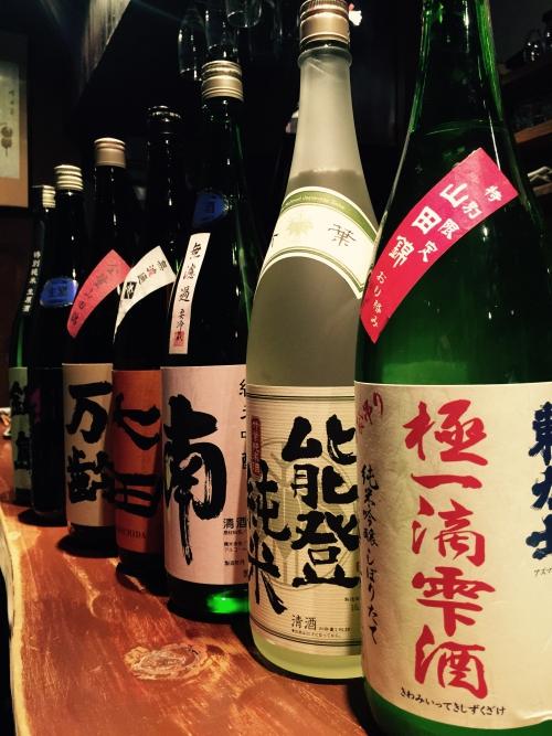 今週入荷の日本酒!(七田・万齢・而今・紀土・雁木)