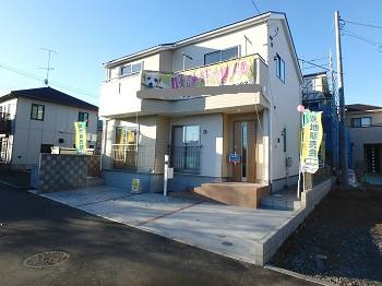 見沼区南中野 大和田駅 新築戸建 日当り良好 1,980万円