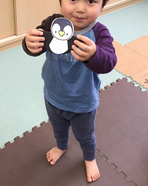 未就園児  リズム遊び 日吉本町