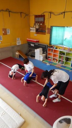 平成27年度あすなろ体操くらぶ春期体験教室開催!