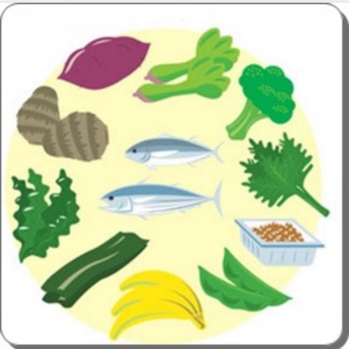 むくみを改善する食材