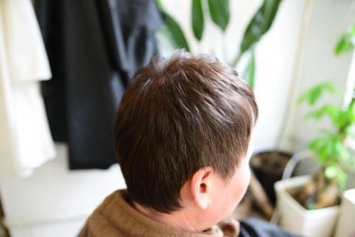 ブリーチサプリメントと白髪染めの検証