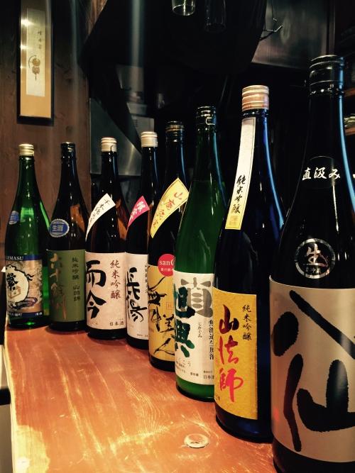 今週入荷の日本酒!(陸奥八仙・山法師・而今・繁枡)