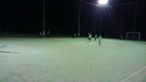 中学生 サッカースクール