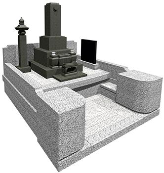 蔵田寺/N家墓地完成