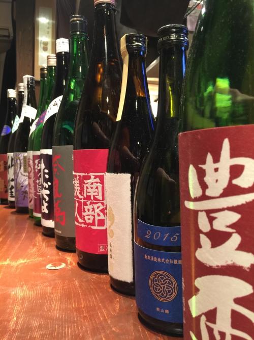 今週入荷の日本酒!(豊盃・新政・たかちよ・風の森・鍋島)