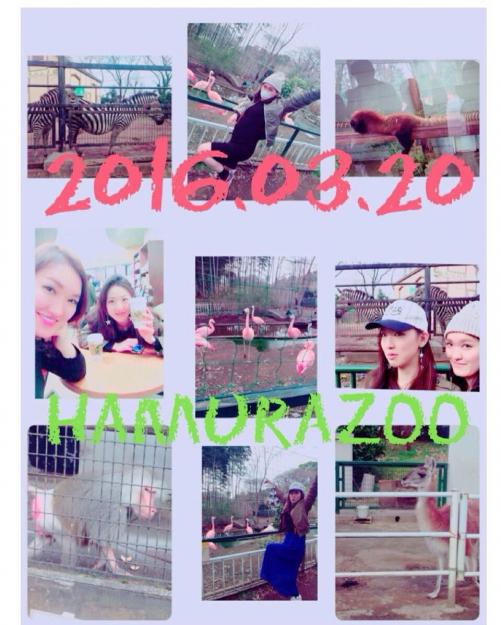 【レナの休日】動物園でリフレッシュ♪