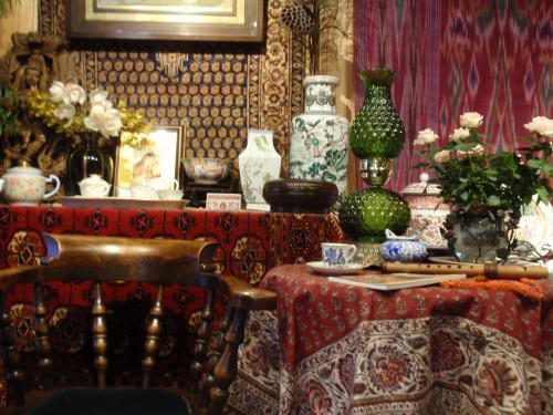 4月16日から18日まで芸術景徳鎮展示会を開催いたします。