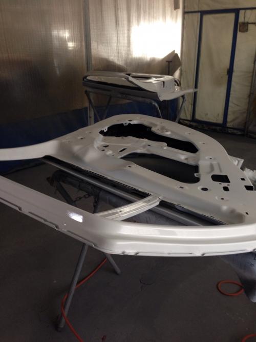 名古屋 自動車板金塗装 BMWX1