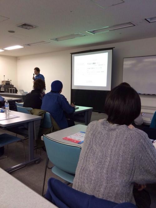 女性像から考えるヘアデザインの勉強会へ行ってきました。