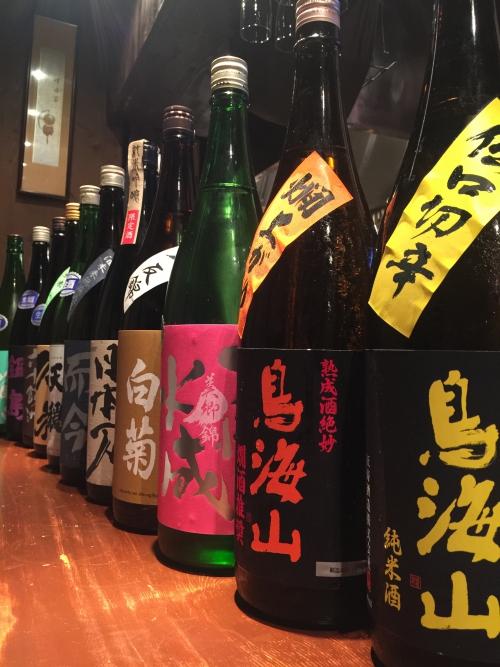 今週入荷の日本酒!(鳥海山・一白水成・而今・鍋島)