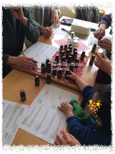 千葉県我孫子市でママの集まるアロマ教室