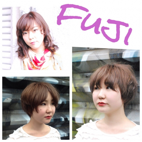 ✴︎frower color✴︎ Fuji