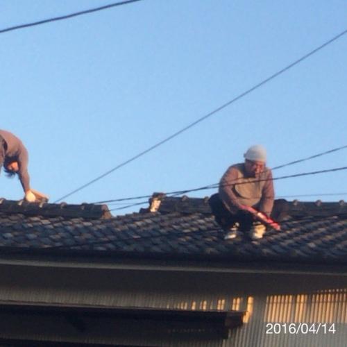 雨漏り修理名古屋北区