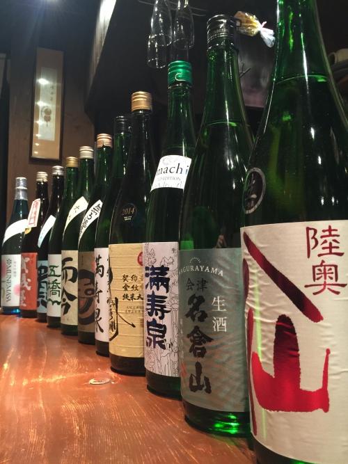 今週入荷の日本酒!(陸奥八仙・大信州・而今・貴・賀儀屋)