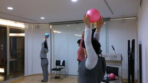 〜春のクビレる体操教室〜