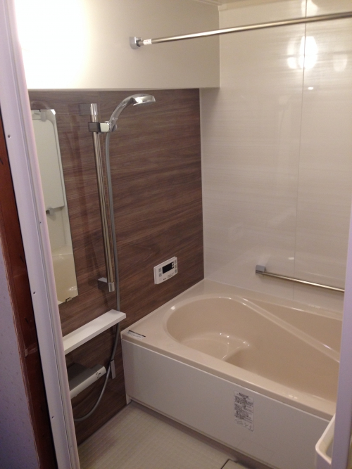 知立市 W様 浴室工事
