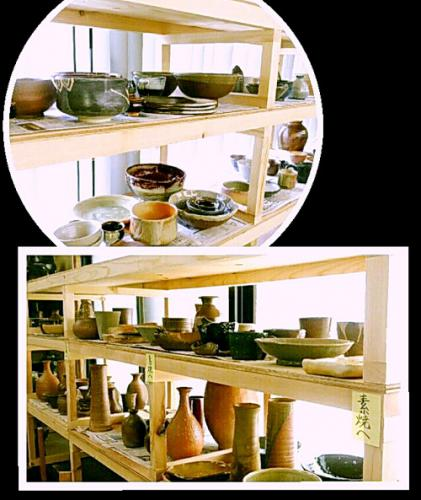 ゴールデンウイークも陶芸教室国立けんぼう窯は営業中です。