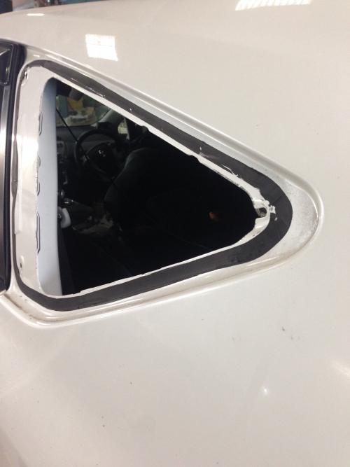 名古屋 熱田 車 板金塗装 修理