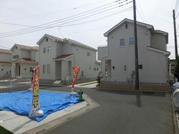 上尾市原市 吉野原駅 東大宮駅 南欧風住宅 2,380万円~