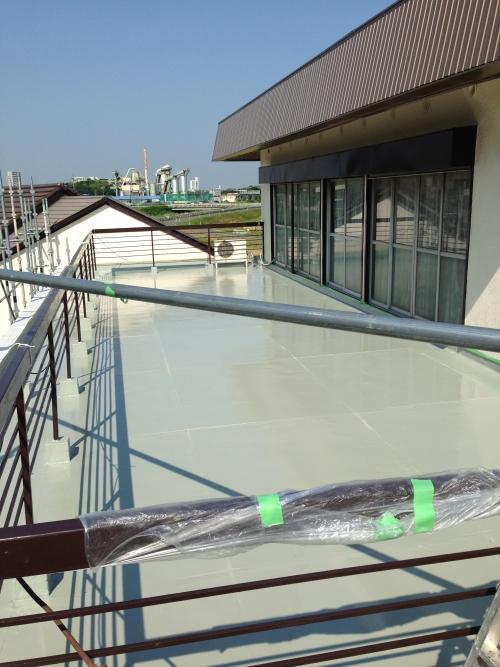 豊田市 K様邸 防水工事